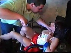 Russian Saleswoman Banged