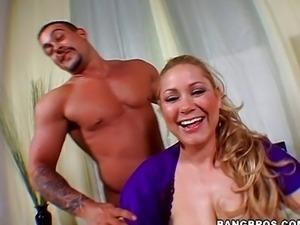 Samantha 38G - 38G Neighbourhood Tits!