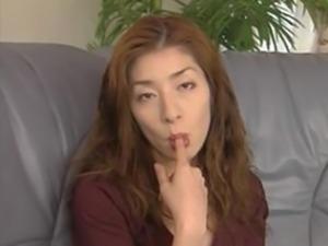 Japanese mature porn star