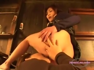 2 Mature Asian Women Sucking Nipples Licking And Fingering Hairy Pussies In...