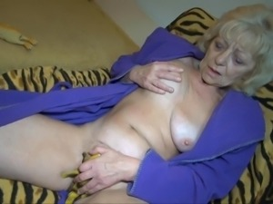 grandma needs a special massage