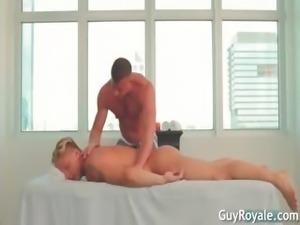 Massage Me Some More  Tyler Saint part3