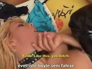 turkish sub tranny 14-turkce alt yazi travesti 14