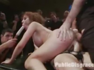 Public Slaves Pervert Group BDSM and Humiliation