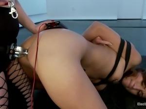 lesbian love in the butt