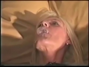 Mature White Wife Fucks Creamed Eats BBC Cum - Cuckold