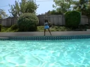 Dejia Honey cheerleader free