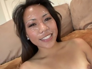 Asian Whore Loves Black Cocks