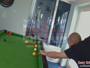 Rich dreams of training an Olympic pool player but he loses interest when...