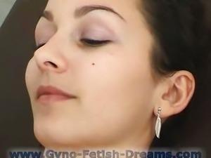 GFD Kathrin Second Exam Medical Physical Gyno