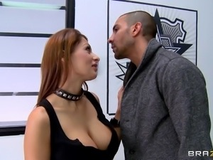 alison star gets her tits licked