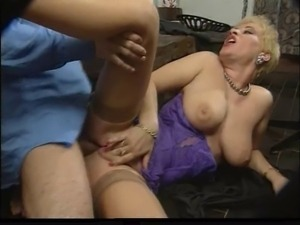 Hot French Mature Sex
