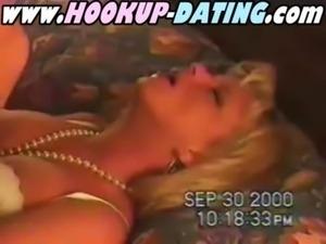 Nice blonde hookup amateur milf gets fucked free