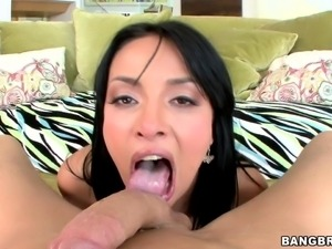 anissa kate gets her pretty french pussy pounded