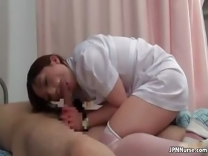 Hot asian whore goes crazy sucking part6