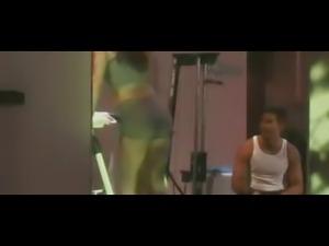 retro anal gym fuck