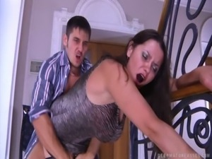Russian mature fuck free