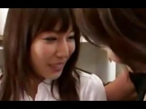 Asian Milf Lesbians