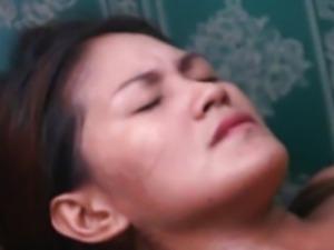 Filipina babe fucked hard