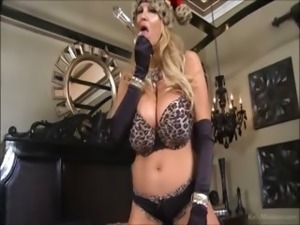 Busty Cougar Kelly Madison Wants Your Young Hard Cock