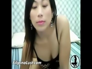 Filipina Teen Cam Whore Masturbating Live free
