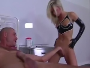 Petite FEMDOM babe bouncing on cock and wants it hard free