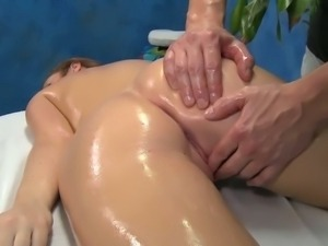 Young maddy gets massaged and banged