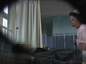MILF Nurse asian censored free