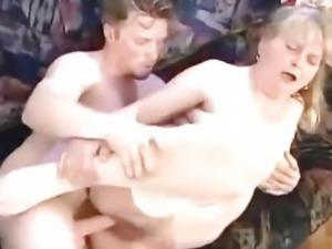 Chubby German Mature Whore