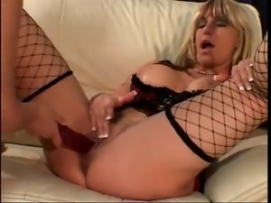 Hot Bigtitted Cougars Girl-Girl Playtime