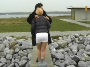2 ugly eastern European sluts geted fuck by 2 Dutch guys (sex in zeeland 2) free