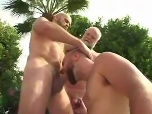 three older guys