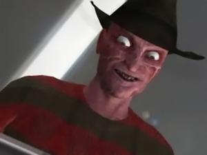 3D Animation: Nightmarish Dream 3 free