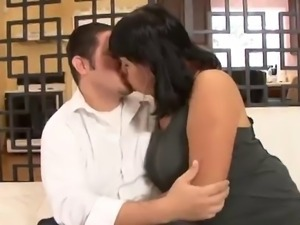 Cute BBW-Latina Fucked By Husband
