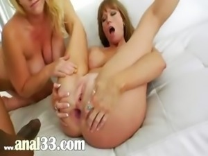 sweet anus licking and interracial