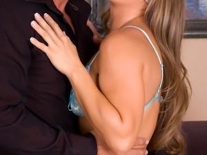 Rita Faltoyano is taken fiercely in her vagina