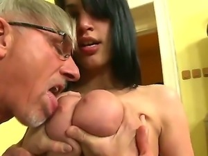 Christoph Clark and Naomi S fucking likes crazy in amazing hardcore porn session