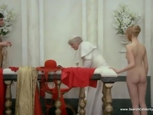 Florence Bellamy nude - Immoral Tales (1974)