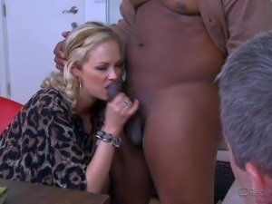 Katie Kox is a lovely blonde with huge tits. She