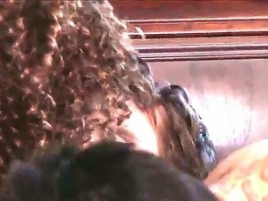 Extreme interracial hairy threesome with horny Manuel Ferrara, Misty Stone...