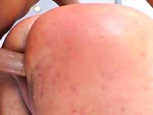 Horny Christian XXX and fatty slut Kacey Parker fucking in hardcore action