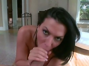 Rachel Starr is never afraid to go far with her sexual adventures