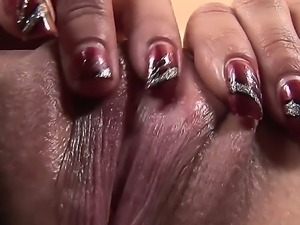 Lucy Belle is extremely hot black haired slut with great fucking ideas and a...