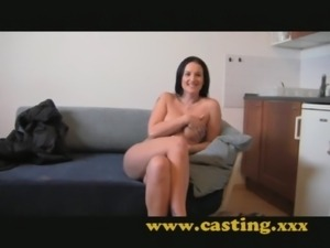 Casting - Boobs that need to be fucked free