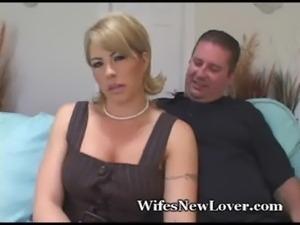 Big Cock Friend Fucks My Wife free