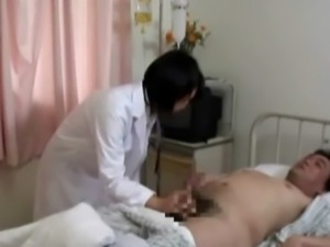 Hot for cock doc gets nasty sucking on free