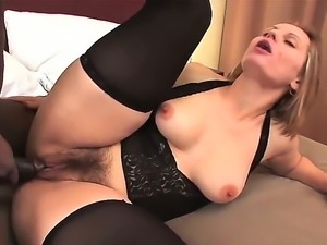 Precious blonde with natural medium boobs Magda getting passionately fucked...
