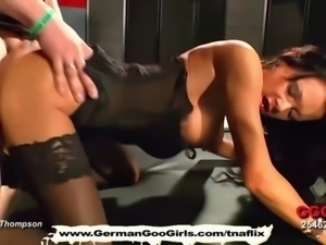 Hot and horny pole dancer Anna will get what she wants here... And what is...