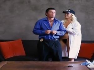 sexy crime scene investigation