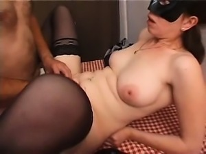 Virginie cheats on her husband